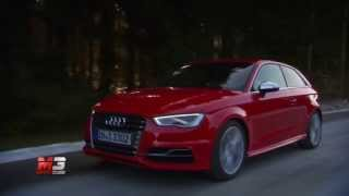 Audi S3 2013 - test drive round two