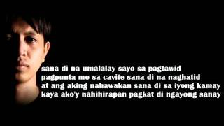 Repeat youtube video Dello - Sana Di Na Lang lyrics