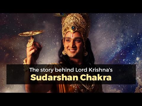 The Story behind Lord Krishna's Sudarshan Chakra