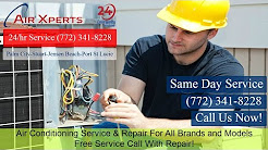 Air Conditioning Repair in Palm City