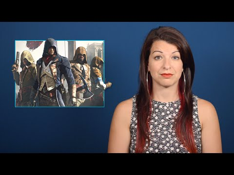 Are Women Too Hard To Animate? Tropes vs Women in Video Games