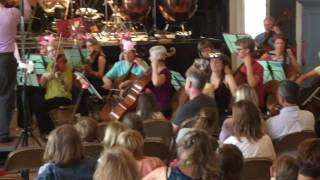 The Three Little Pigs: Lydia Kenny with GSO 2017