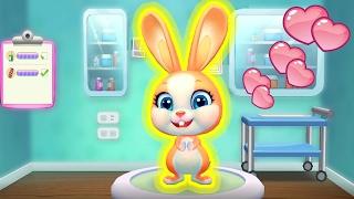 🐇Мультик игра ДОКТОР пушистых животных | ИГРА Лечение животных в больнице🏥