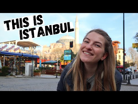 YOUR NEXT DESTINATION? - İSTANBUL 2021 on a BUDGET! - What to see and do in Istanbul, Turkey?