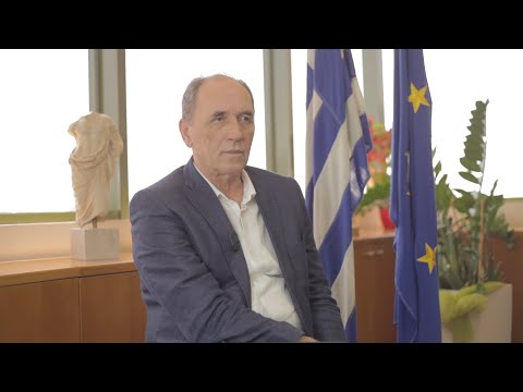 South EU Summit Interview with George Stathakis - Minister of Environment and Energy of Greece