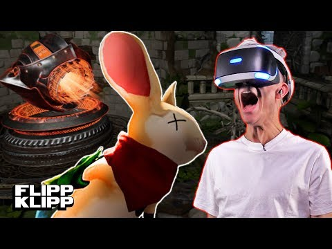 MUSA DØR! - MOSS #3 - Playstation VR