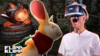 MUSA DØR! - MOSS #3 - Playstation VR