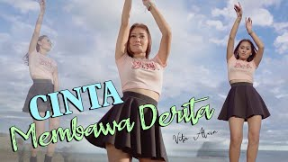 Vita Alvia ~ CINTA MEMBAWA DERITA | DJ Remix Fullbass