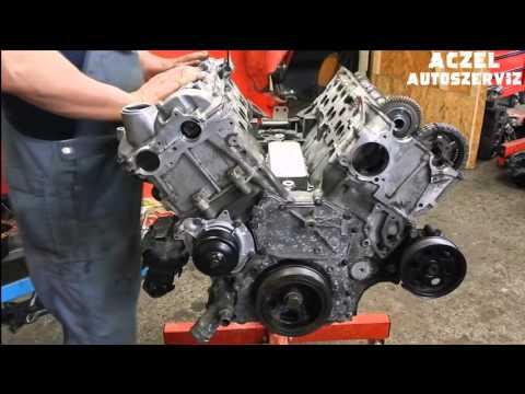Chrysler 300 C Engine