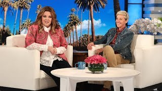 melissa mccarthy pre apologizes to ellen for any birthday party shenanigans