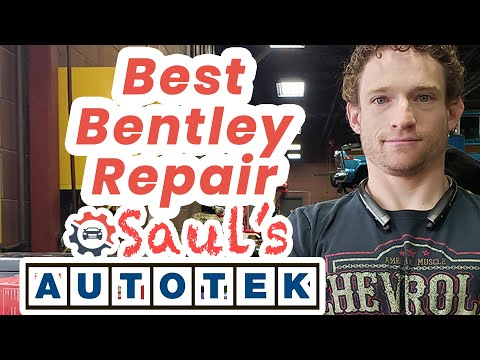 Repairing a Bentley The Window Air Tight Issue Englewood Colorado