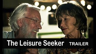 Leisure Seeker (2017) Trailer Helen Mirren, Donald Sutherland