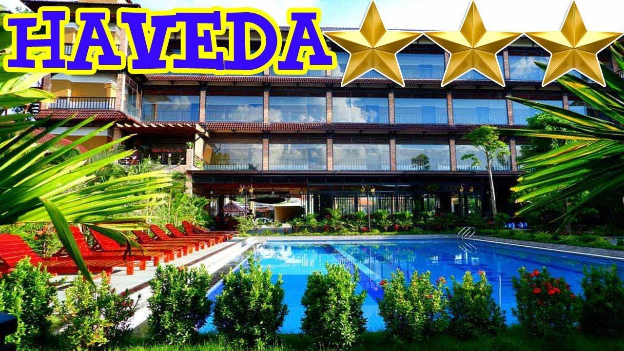 """resort phú quốc - Resort Haveda Phú Quốc tiêu chuẩn 3 sao """"Hồ Bơi Khủng"""""""