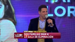 """La familia Lorito canta  """"Pity pity"""" - Laten Corazones"""