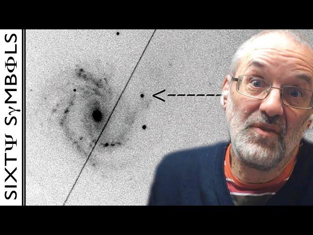NEWS: The Corona Supernova - Sixty Symbols