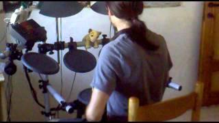 Falconer - Hear Me Pray (drum cover)