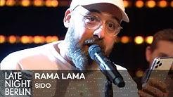 Sido singt für Frau Charlotte und bekommt Ärger bei RAMA LAMA! | Late Night Berlin | ProSieben
