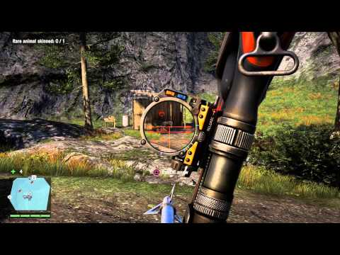 far cry 4 how to make explosive arrows