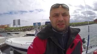 Рыбалка в Норвегии. На Север! (часть первая). Дорога. Прибытие на базу. Первый выход в море.(Первая часть видео о нашей поездке на север Норвегии, на остров Анней. Дорога была долгой, но интересной...., 2016-06-21T23:23:36.000Z)