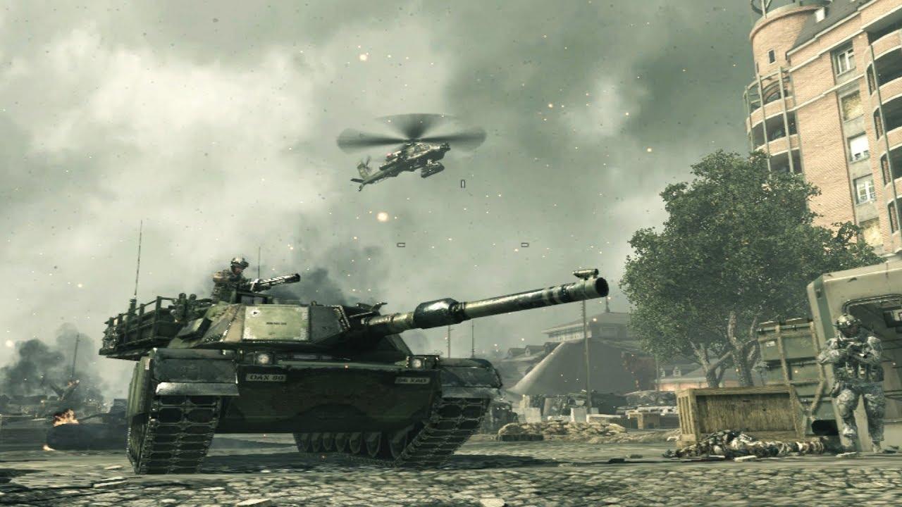 Battle of Hamburg - Call of Duty Modern Warfare 3