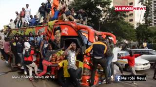NGANYA AWARDS 2016 - Celebrating the matatu culture