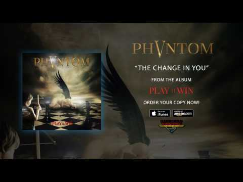 """Phantom 5 - """"The Change In You"""" (Official Audio)"""
