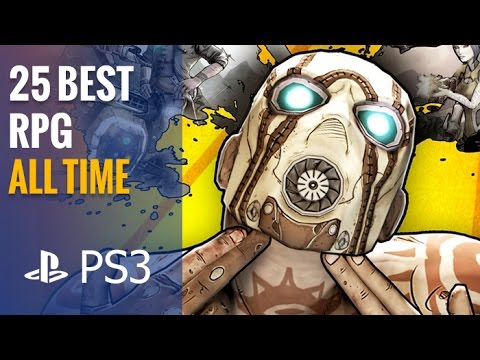 Top 25 PS3 RPG Games Of All Time