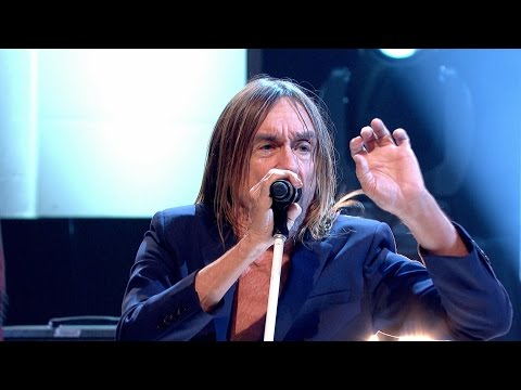 Iggy Pop - Sunday - Later… with Jools Holland - BBC Two