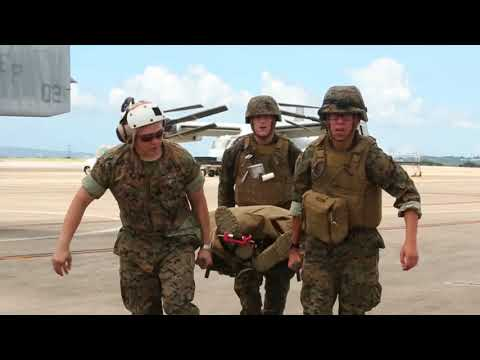 Marine Air Traffic Controllers: Keeping Aircraft Safe