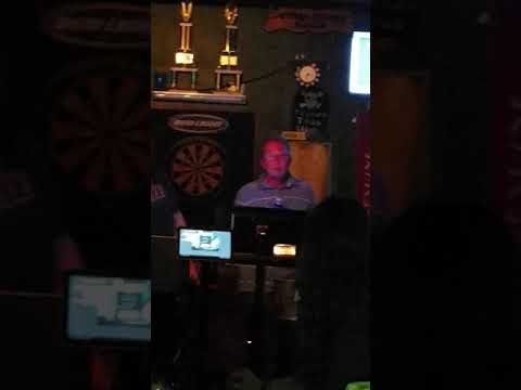 Karaoke night at the Old Carriage Inn Park Slope