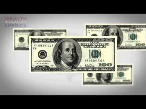 Wealth & Income Inequality in the U.S || Minimum Wage Buys Viral Wealth Disparity in America