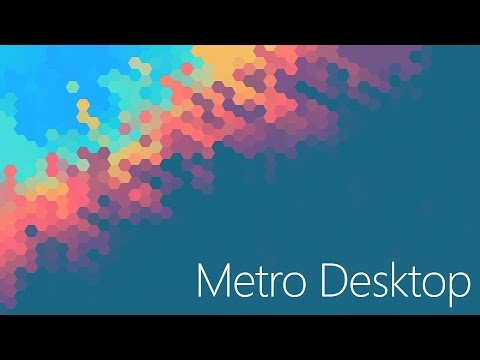 C# Windows Form Application - Metro UI Library