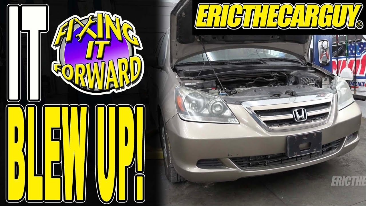 Download The Fixing it Forward Odyssey Blew Up! (Episode 8)