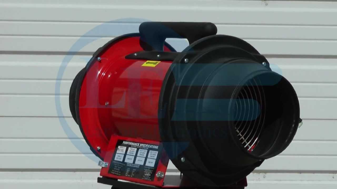 Exploion Proof Inline Blower Fan : Explosion proof electric inline axial fan ft cord