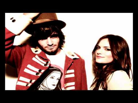 Angus and Julia Stone - Santa Monica Dream (HD)