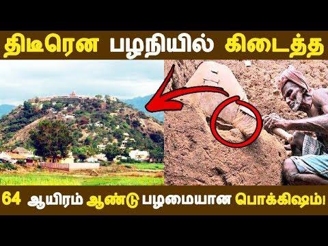 சற்றுமுன் பழநியில் கிடைத்த 64 ஆயிரம் ஆண்டு பழமையான பொக்கிஷம்! | Tamil News | Tamil Seithigal