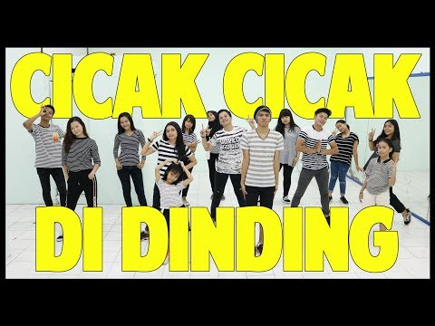 GOYANG CICAK CICAK DI DINDING - Choreography By Diego Takupaz