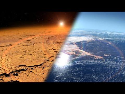 ¿Cómo Marte perdió su atmósfera? la nave MAVEN de la NASA descubre al culpable