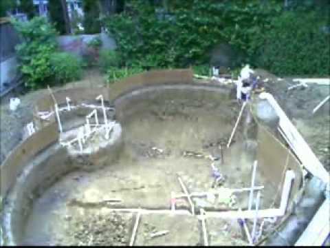 Construccion piscina en 5 minutos hidronamic ingenieros for Construccion de piscinas peru