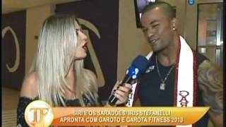 Entrevista dos Garotos Fitness São Paulo 2013 para TV Fama