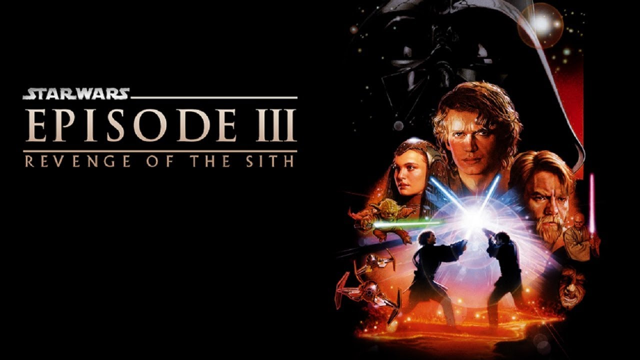 Download Star Wars: Revenge Of The Sith (2005) Movie Live Reaction! | First Time Watching! | Livestream!