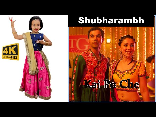 Shehnai kai po che dance performance | Shubhaarambh | LearnWithPari