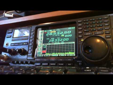 E2X Thailand worked on 10 SSB in CQWW 2015