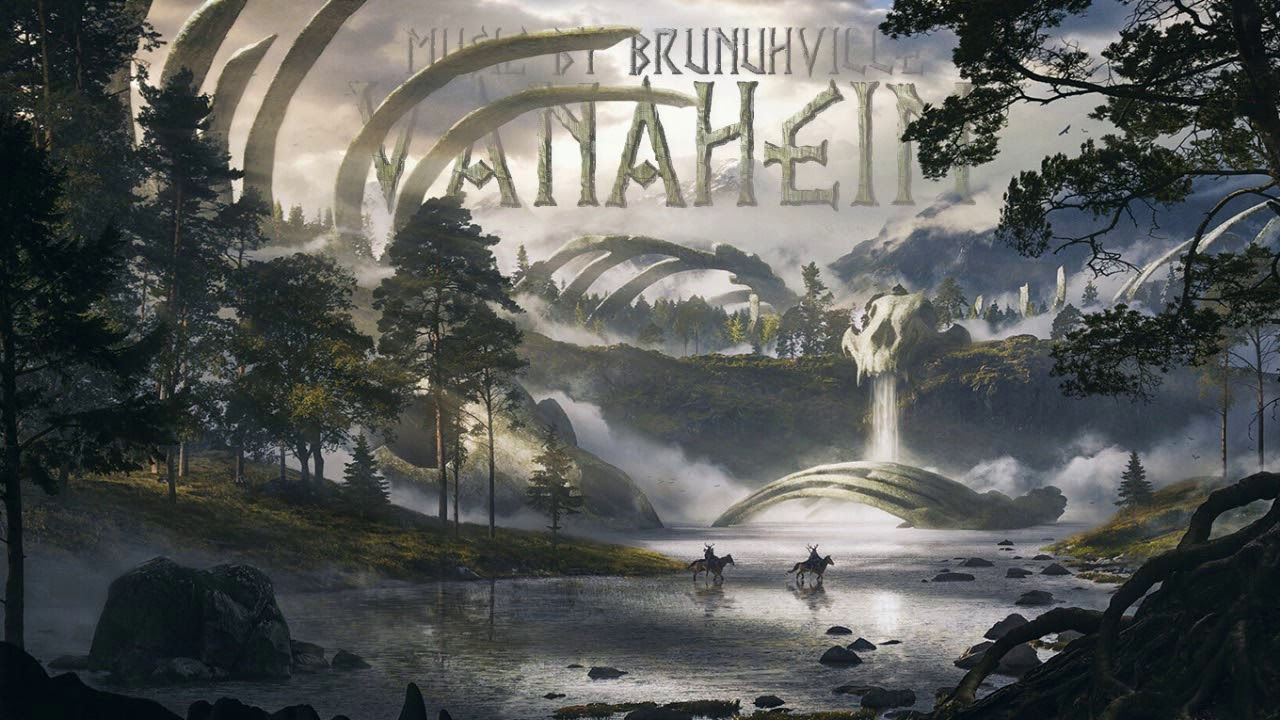 Fantasy Nordic Music - Vanaheim - YouTube
