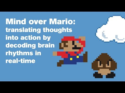 Computer Science: Mind over mario: decoding brain rhythms in real-time