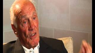 Sir Henry Cooper interview on his two fights with Muhammad Ali