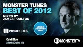 Monster Tunes Best of 2012 Mixed By James Poulton (Out now on iTunes!)