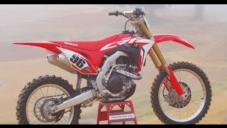 2017 Honda CRF 450 - Dirt Bike Magazine