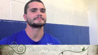 UNG Baseball Interview: Cameron and Andrew