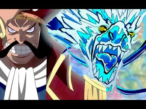 One Piece - Gol D Roger Power Revealed